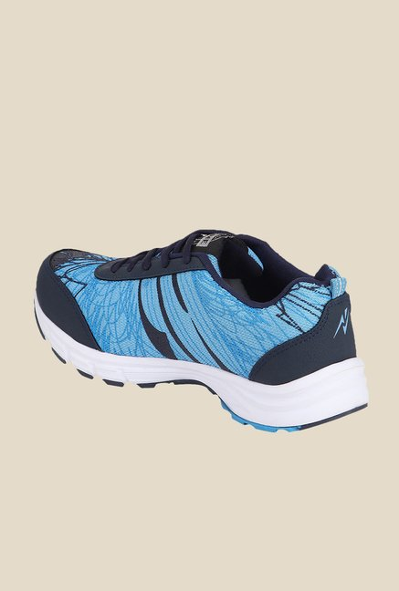 Yepme Blue & Navy Running Shoes