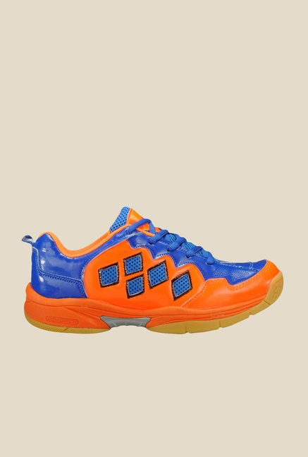 Yepme Orange & Blue Running Shoes