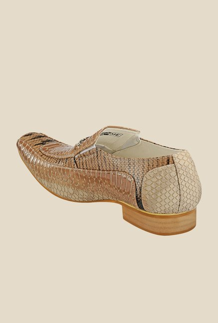 Yepme Brown Casual Slip-Ons