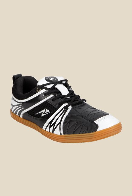 Yepme Black & White Running Shoes