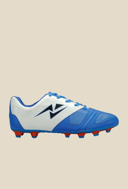 Yepme Blue & White Football Shoes