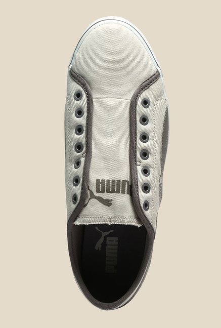 Puma Elsu v2 CV AC White & Steel Grey Sneakers