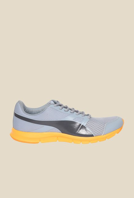 Puma Flexracer DP Quarry & Asphalt Sneakers