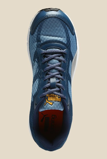 Puma Expedite DP Blue Wing Teal Running Shoes