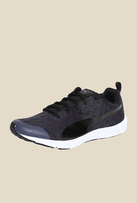 Puma Evader XT v2 Wns Periscope & Black Running Shoes
