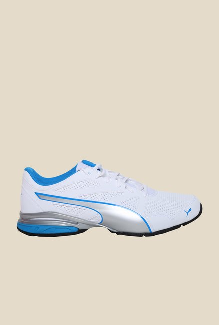Puma Tazon Modern SL White & Cloisonne Running Shoes