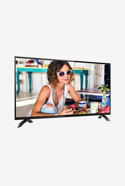Haier LE32B9100 80 cm 31.5 Inch HD Ready TV (Black)