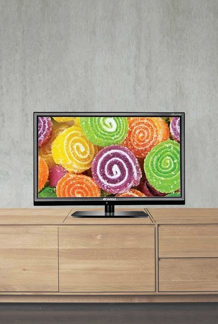 Sansui SJX40FB 99 cm (39) Full HD TV (Black)