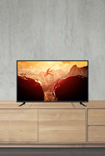 Sansui SKY43FH 109 cm (43) Full HD TV (Black)