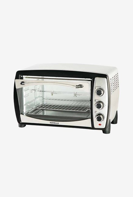 Havells 38 RSS 38 Litre 1600 W Motorized Rotisserie Function OTG Microwave Oven