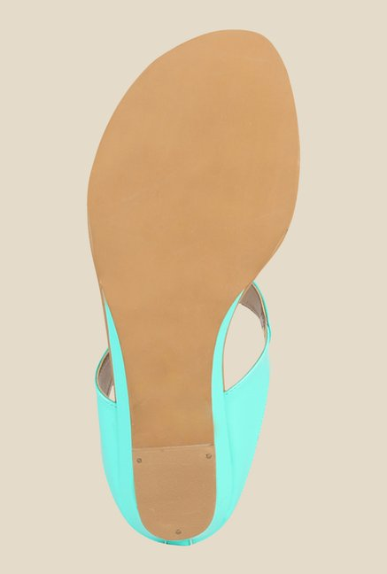 Inc.5 Turquoise Thong Sandals