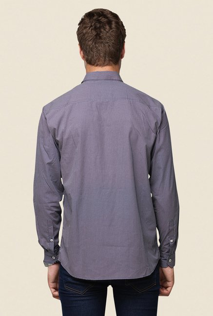 Yepme Purple Jenson Premium Shirt