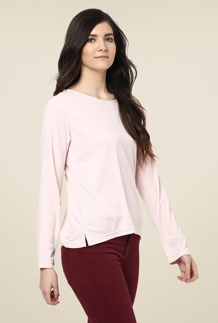 Yepme Rosa Pink Solid Top