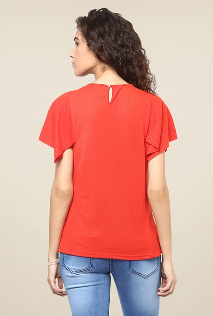 Yepme Casilda Red Top