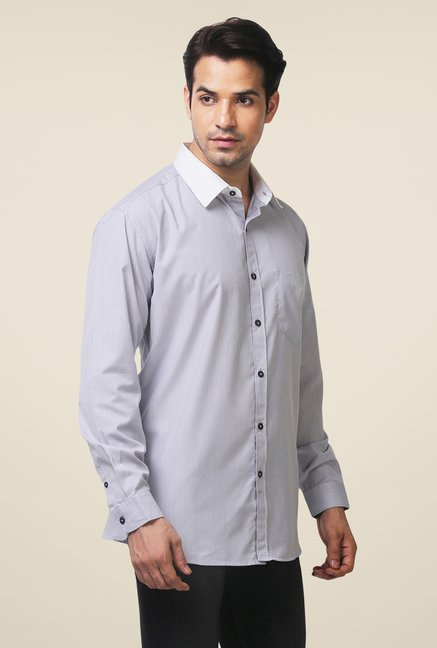 Yepme Grey Drake Shirt