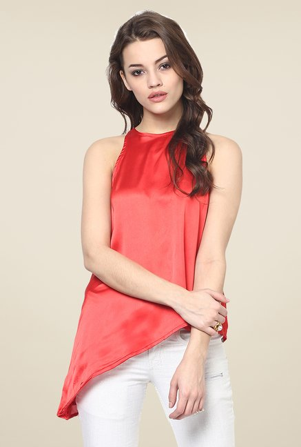 Yepme Jennifer Red Party Top