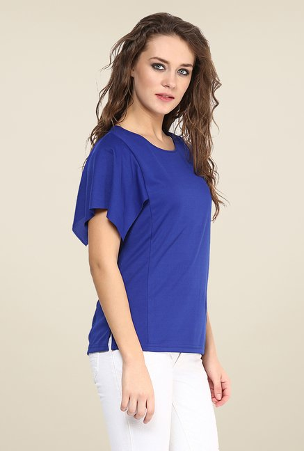 Yepme Casilda Blue Top