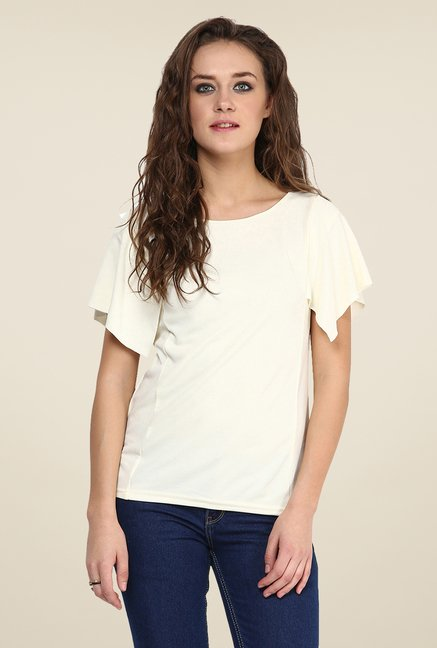 Yepme Casilda Beige Top