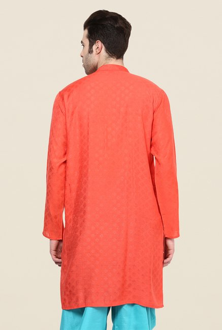 Yepme Coral Willians Printed Cotton Kurta