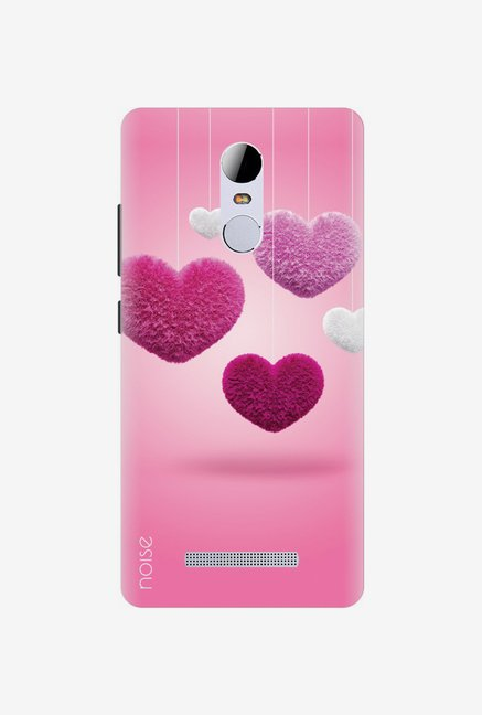 Noise VD-46-UV Back Case for Xiaomi Redmi Note 3 (Pink)