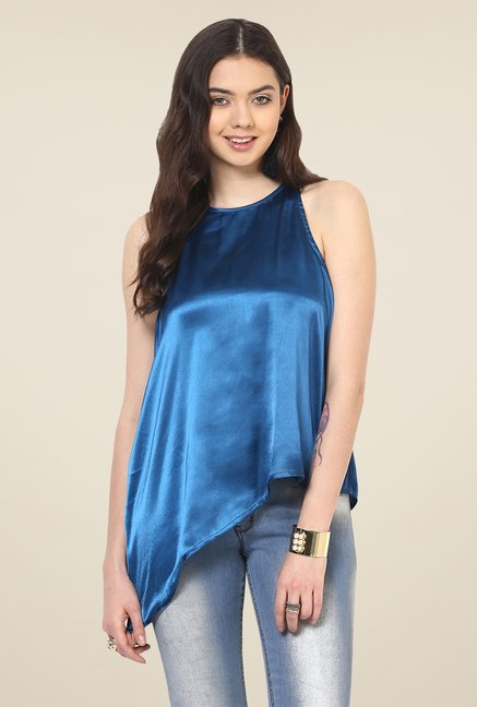 Yepme Jennifer Blue Party Top