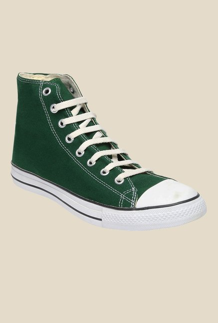Converse Green Casual Sneakers