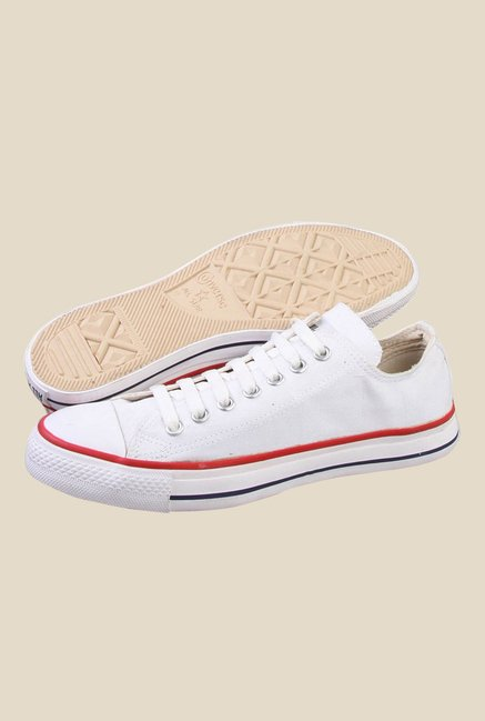 Converse White Casual Sneakers