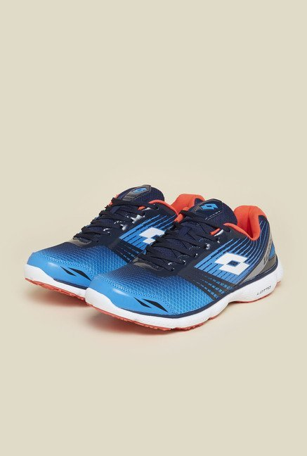 Lotto Blue & Navy ProRide II Running Shoes