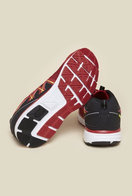Lotto Burgundy Roadrunner Running Shoes