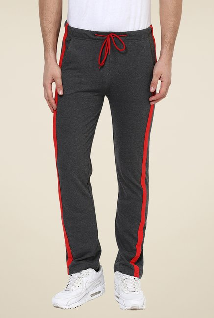 Yepme Dark Grey Riocard Trackpants