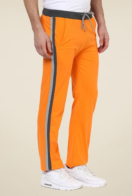 Yepme Orange Lenny Trackpants