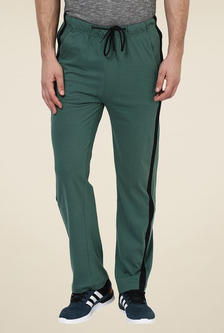 Yepme Sea Green Riocard Trackpants