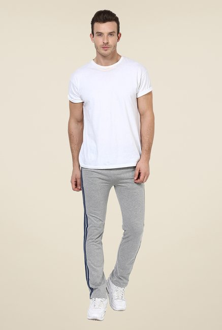 Yepme Light Grey Walfred Trackpants