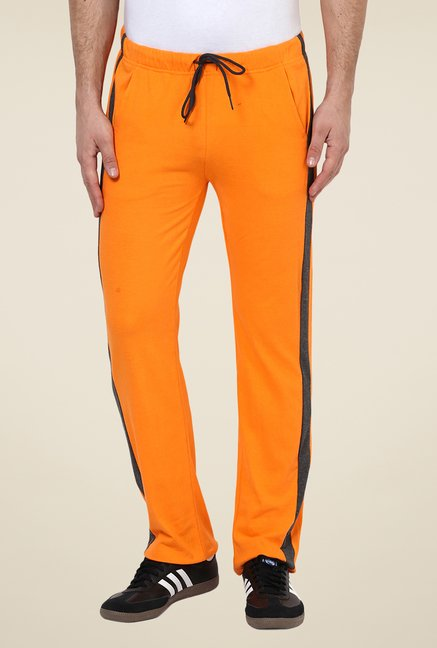 Yepme Orange Riocard Trackpants