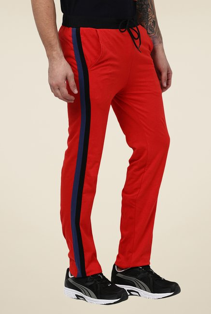 Yepme Red Lenny Trackpants