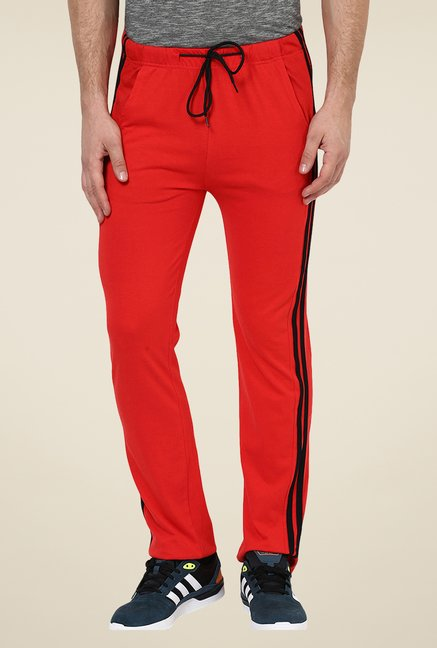 Yepme Red Walfred Trackpants