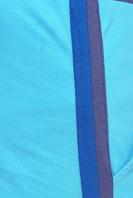 Yepme Sky Blue Lenny Trackpants