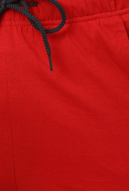Yepme Red Riocard Trackpants
