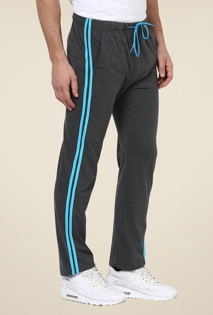 Yepme Dark Grey Walfred Trackpants