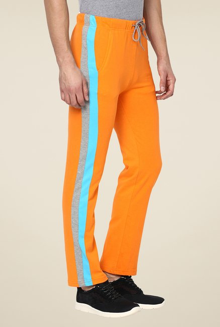 Yepme Orange Jerry Trackpants