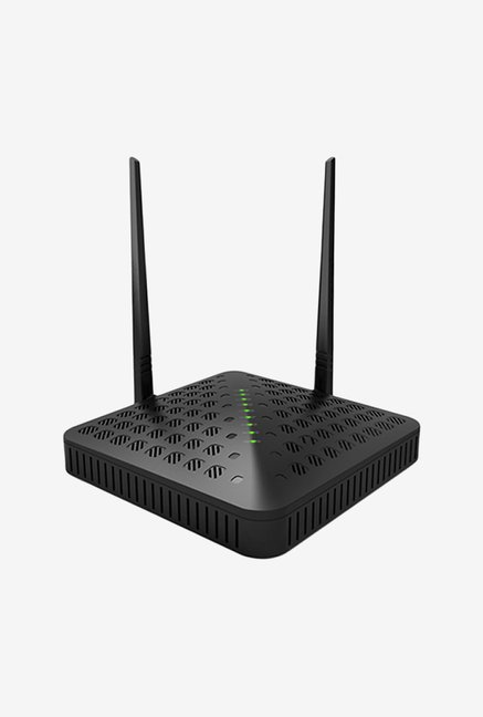 Tenda TE-FH1201 1200 Mbps Wireless High Speed Router (Black)