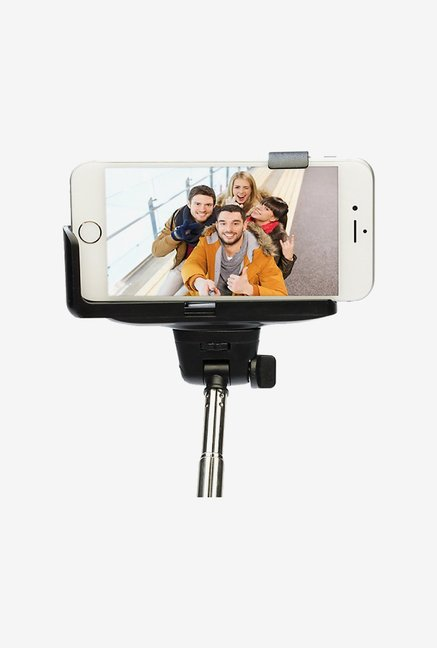 PNY Selfie Stick with Bluetooth Shutter (White)