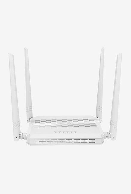 Tenda TE-FH330 300 Mbps Wireless High Speed Router (White)