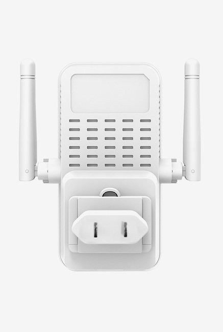 Tenda TE-A301 300 Mbps Wireless Range Extender (White)