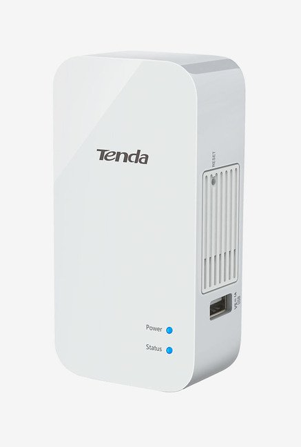 Tenda TE-A8 150 Mbps Wireless Router (White)