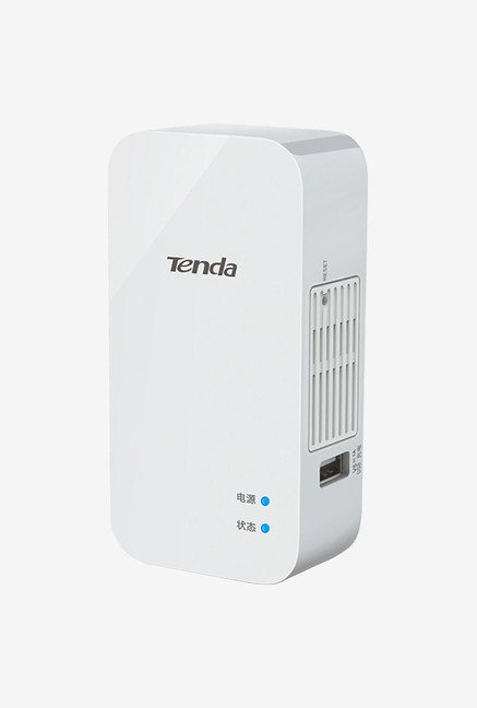 Tenda TE-A31 300 Mbps Wireless Router (White)