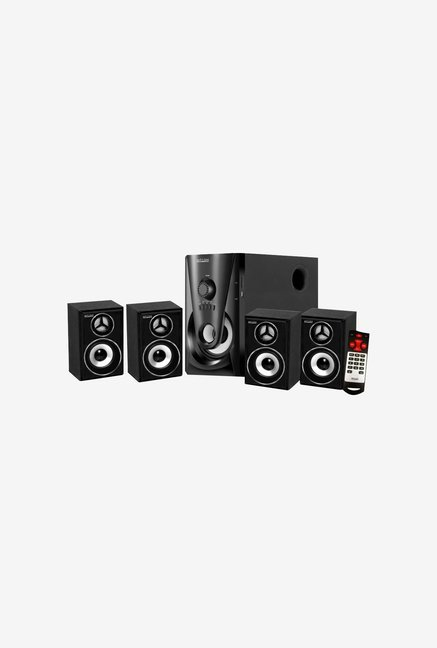 Mitashi HT-4550BT 4.1Ch Bluetooth Home Theatre System(Black)
