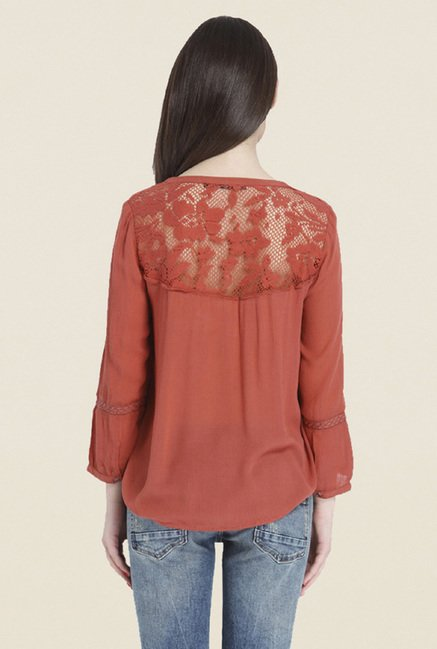 Only Rust Solid Top