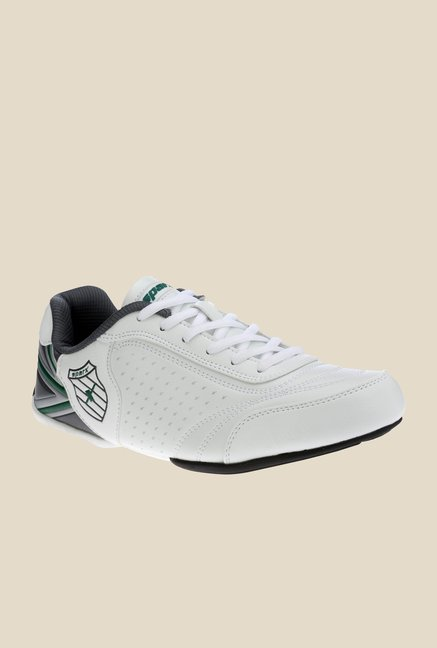 Sparx White Running Shoes