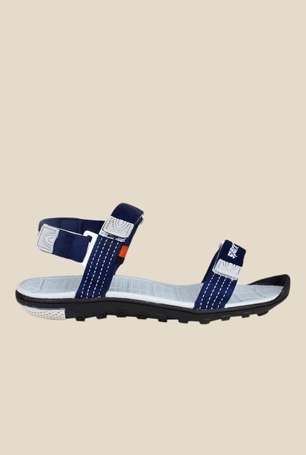 Sparx Blue Floater Sandals